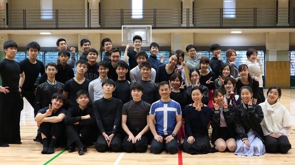 中央大学舞研OBOG主催練習会